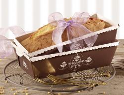 Papierbackform für Kastenkuchen
