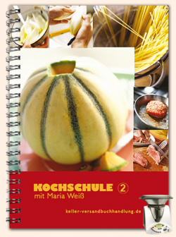 Kochschule 2 mit Marie Weiß