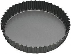 Runde Kuchenform mit Wellenrand